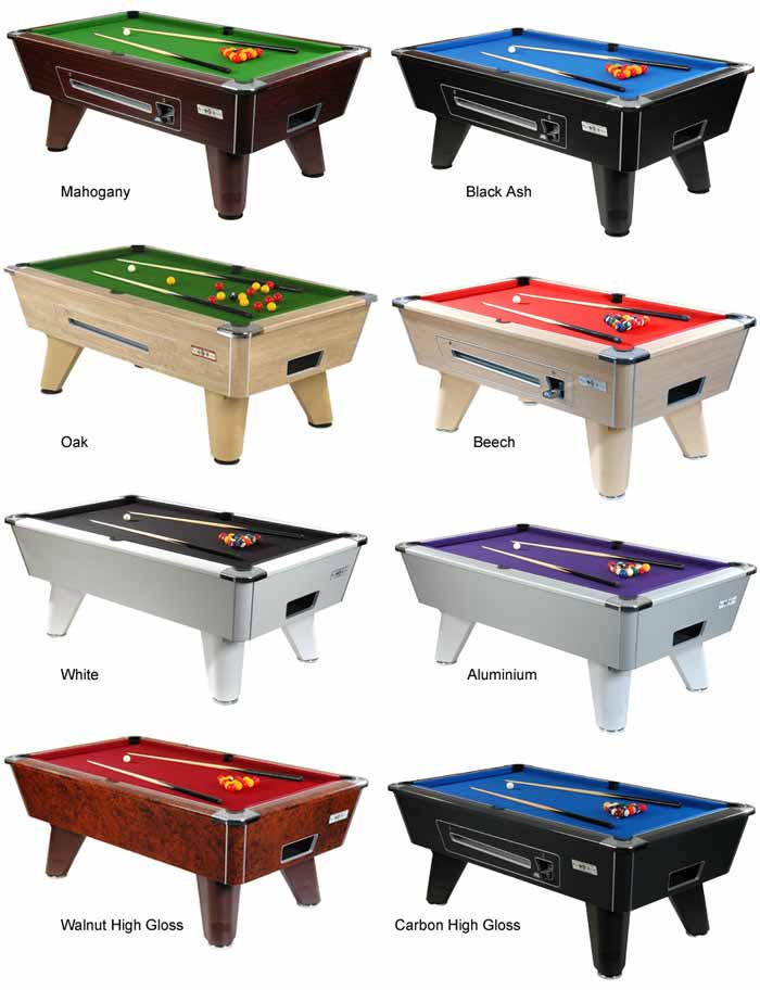 supreme winner 6ft pool table for sale brand new still wrapped