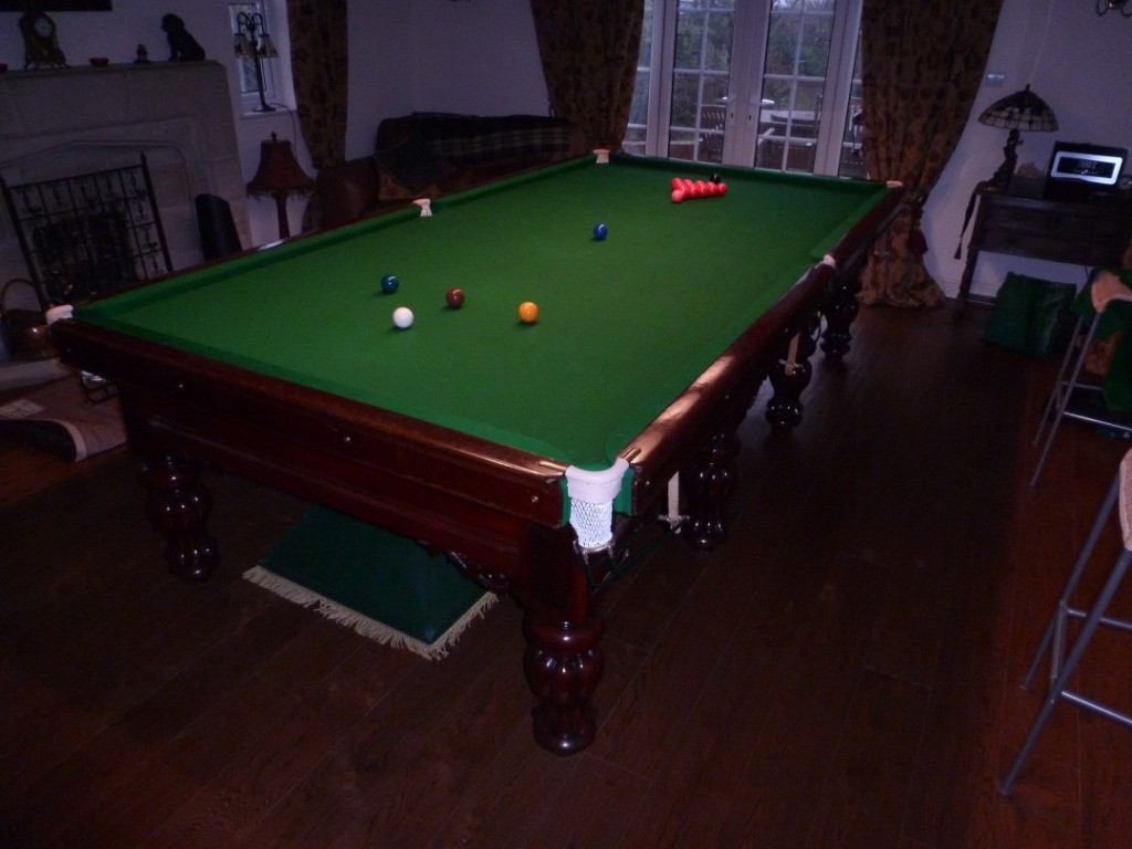 10ft near newark recover hainsworth match gcl billiards for 10 foot billiard table