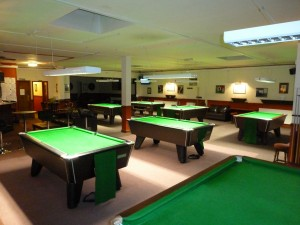 Newark pool table x 6 area