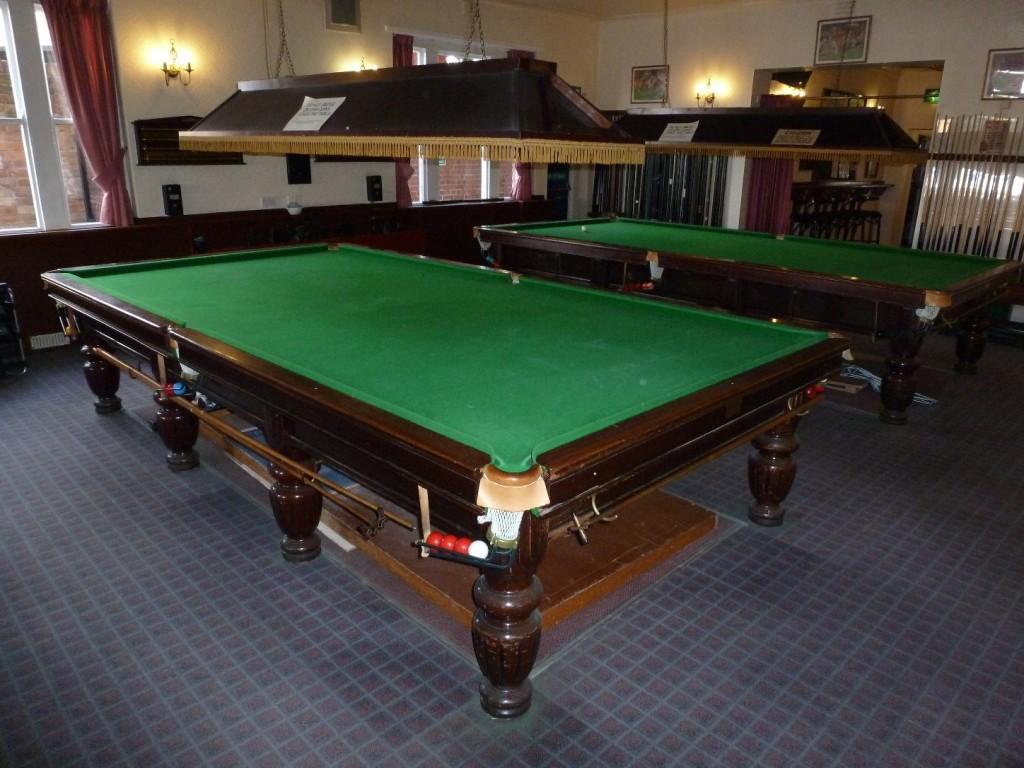 Snooker or nailing