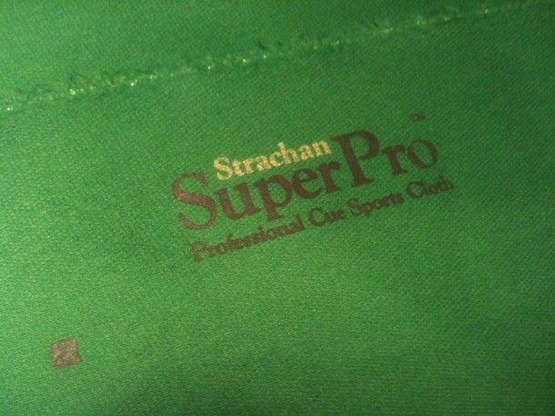 super pro speed cloth