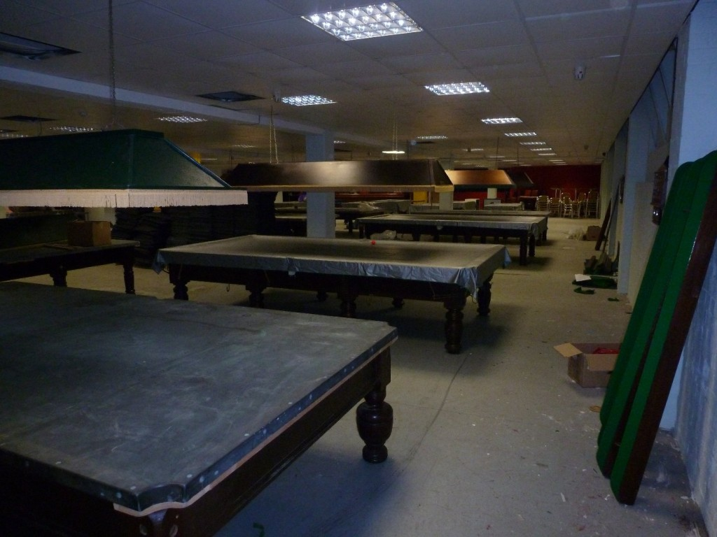 Uk gcl billiards the pool table area 8 pool tables in total and they are thinking of installing an american 9ft pool table too the hidden spot is due to open this greentooth Images