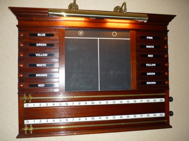 George wright for sale 2 scoreboard