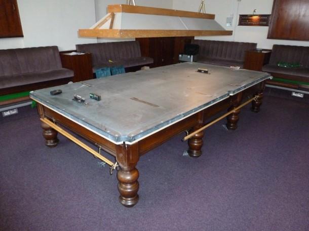 acadamy table leveling
