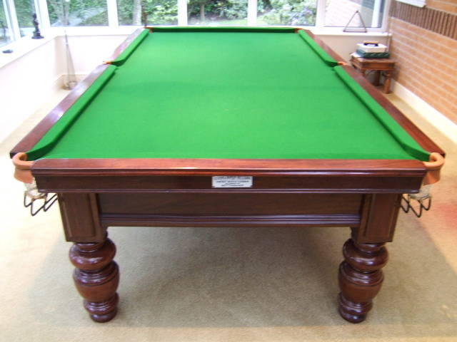 Lighting gcl billiards elston gent table greentooth Image collections