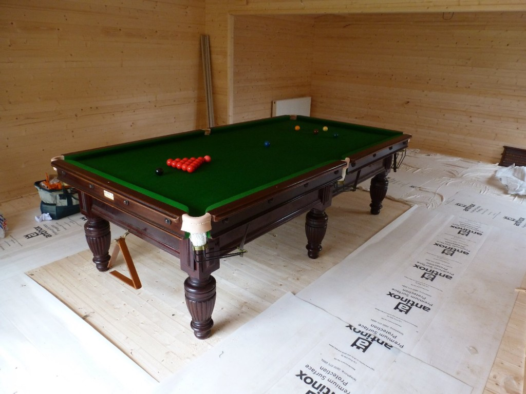 9ft gcl billiards oxon 9ft george wright finished keyboard keysfo Image collections