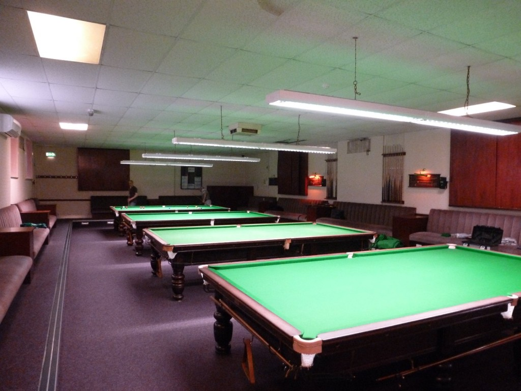 Lighting gcl billiards nsa all 4 with lights and seating greentooth Image collections