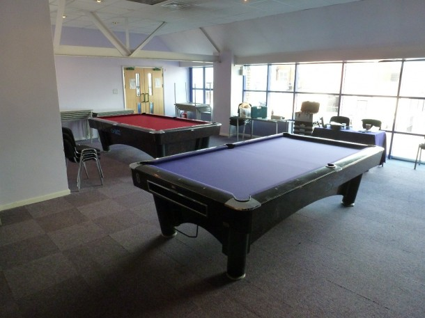 alfreton sam pool tables