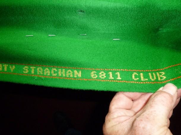 cooper 6811 gold club 6811 grade