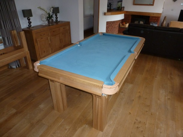 leicester to stafford finished table install