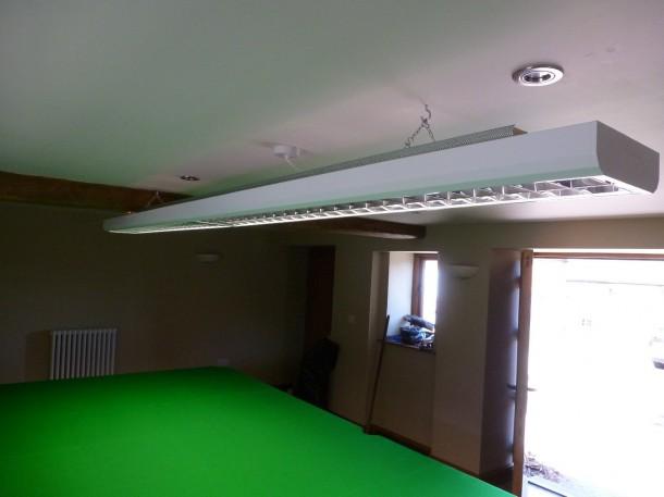 oak skeg new lighting