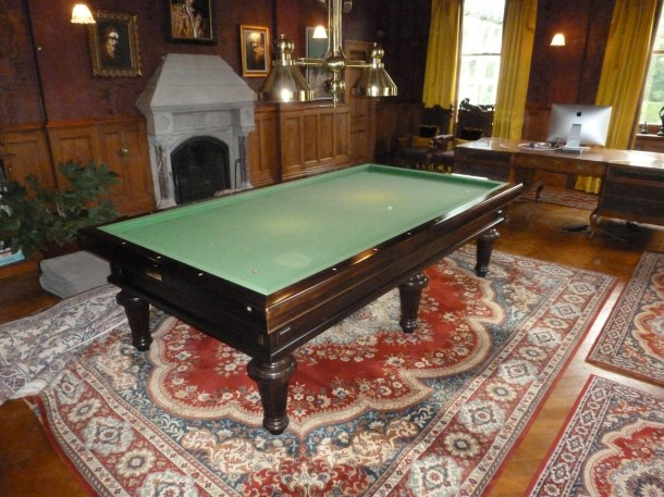 Carom 9ft x 5ft before take down