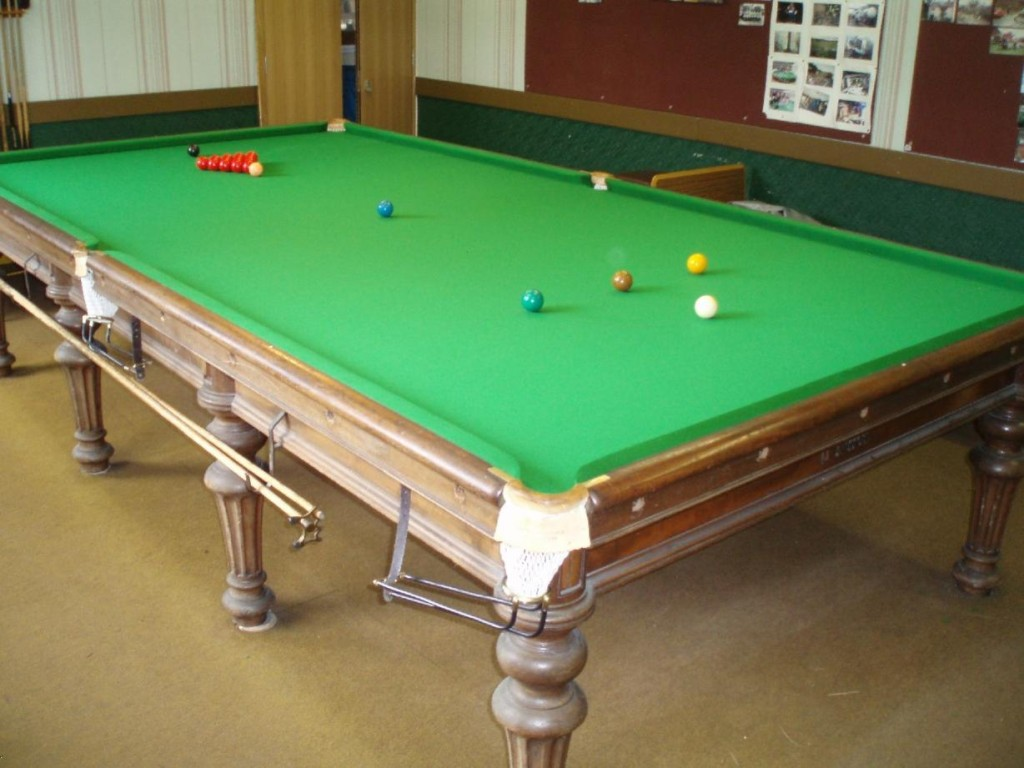 Scoreboard now sold thank you john gcl billiards for 10 pool table