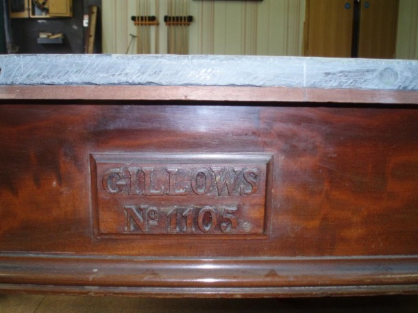 gillows craved name