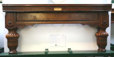 orme oak and ebony  end frame