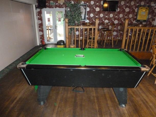 supreme hucknall uplift finished table