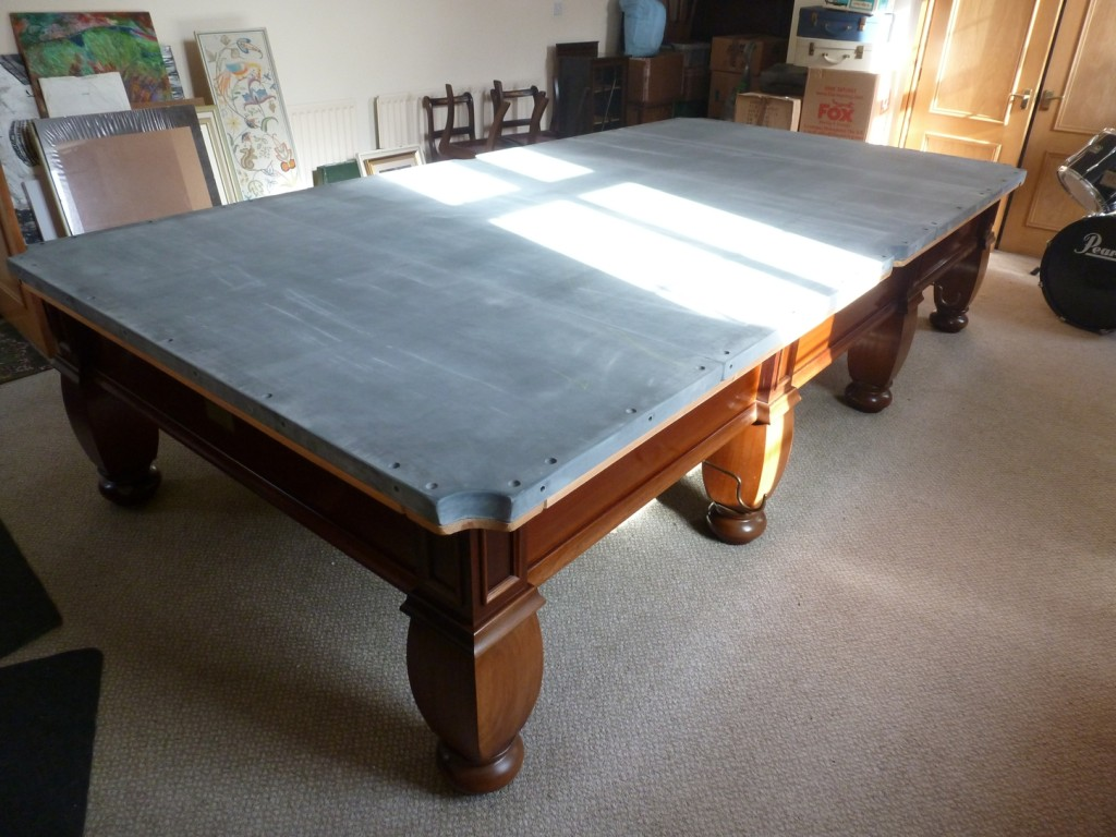 Rex williams wille holt snooker table now in store for for 10 snooker table
