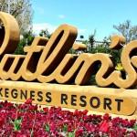 Butlins skegness sign