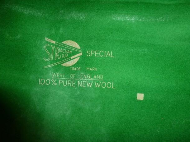 WBL old cloth special strachan