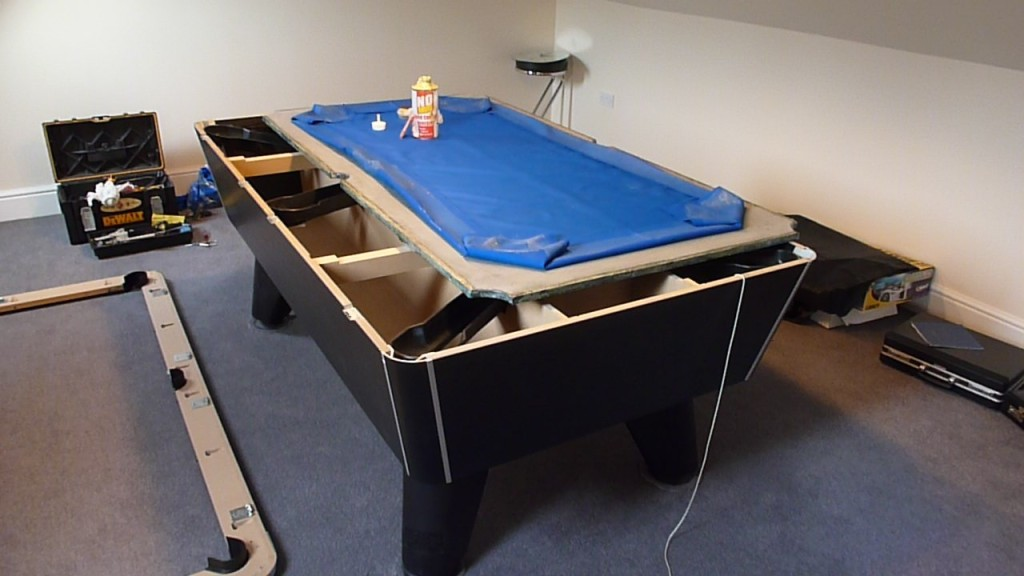 Pool Table Price For Recovering In Strachan Cloth