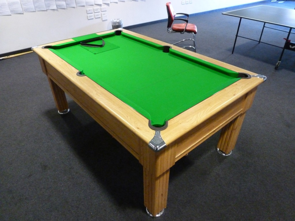 Three Jobs Today All On Pool Tables In Leicester Long Eaton GCL - How long is a pool table