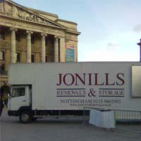 jonills removals van