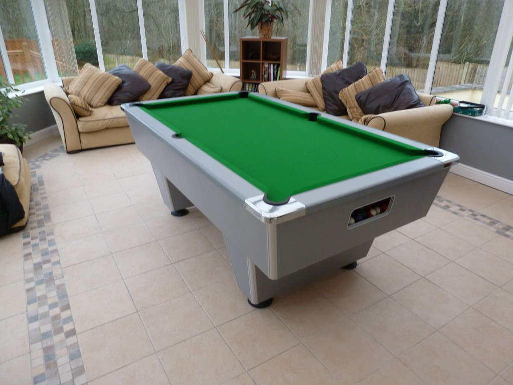 August GCL Billiards Page - Lifting a pool table