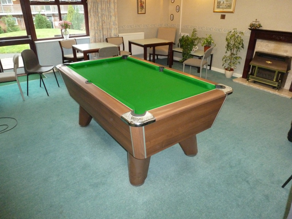 Space needed for a 6ft pool table table ideas - Space needed for pool table ...