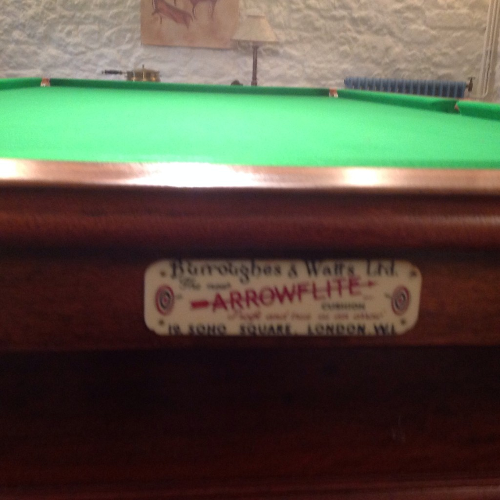 Rare 10ft now sold just been informed it sold two weeks for 10 foot snooker table for sale