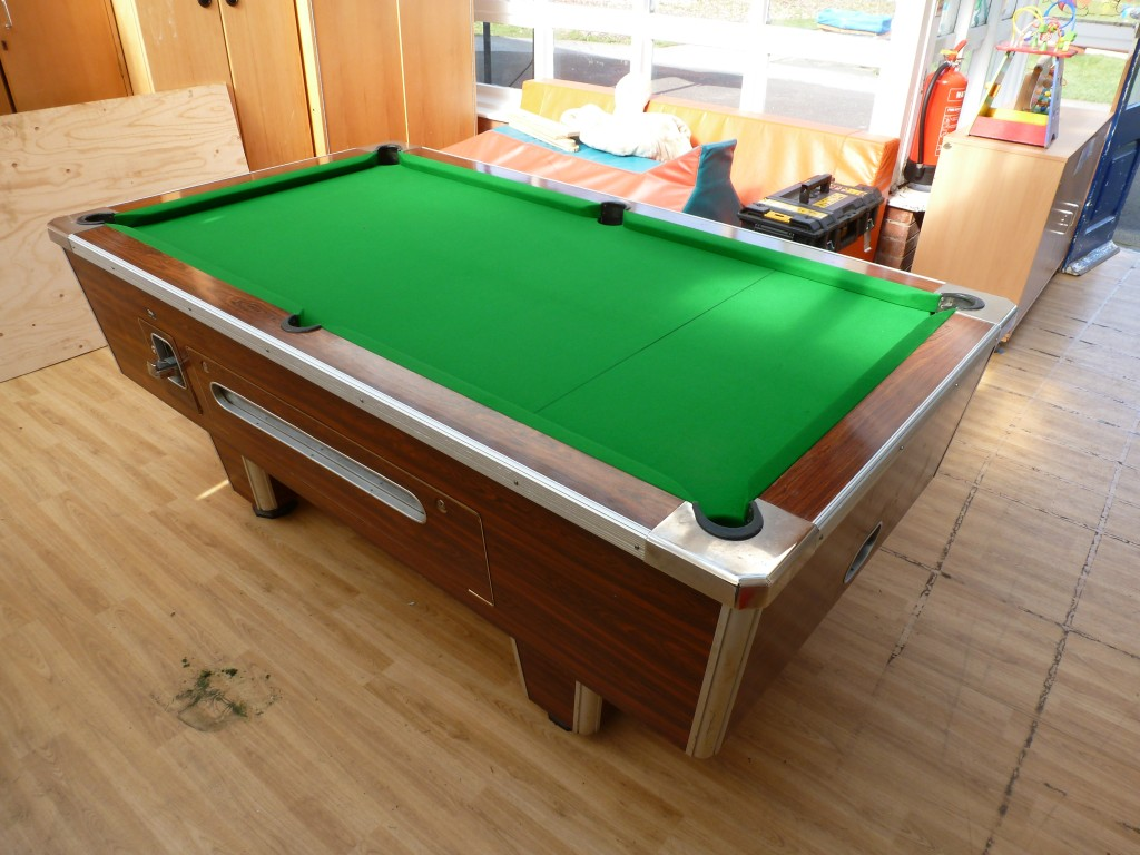 Pool Table Recover For Special Needs Children GCL Billiards - Circular pool table