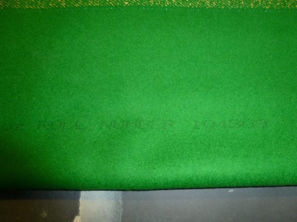 9ft estates serial number on cloth