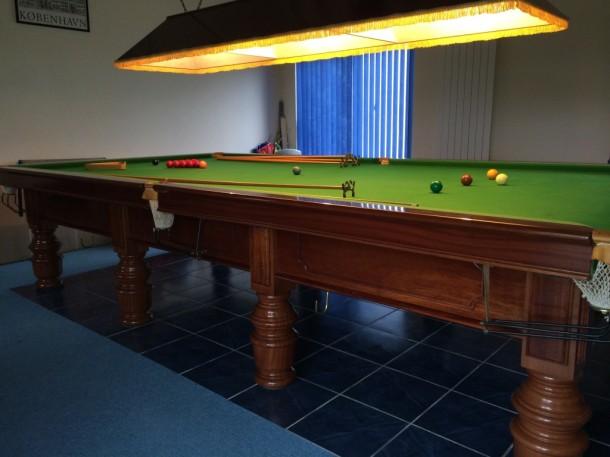 Allied billiards Full size for sale Scotland renfrewshire