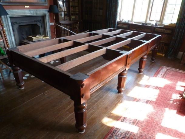 Doddington Hall Thurston frame up