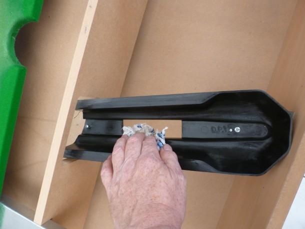 ascot cleaning rails