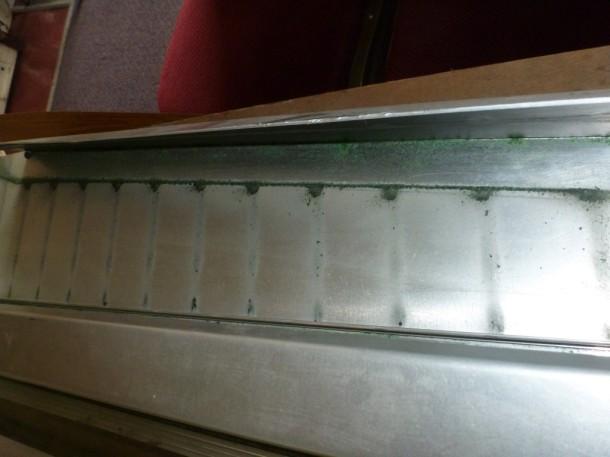 estates superleague dirty ball tray waxed up
