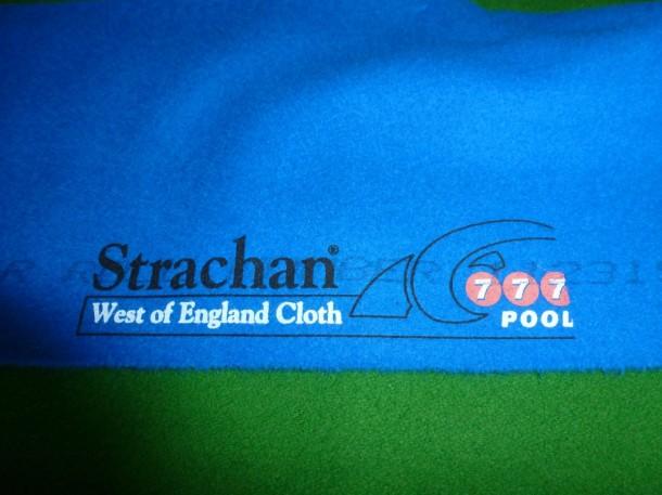superleague newark 777 cloth logo blue