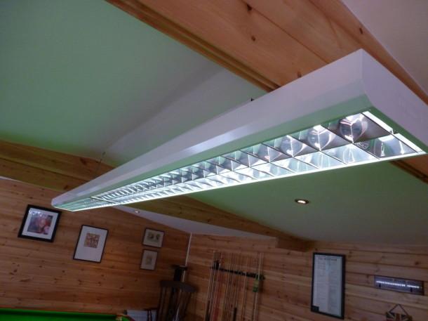 linc log cabin lights new