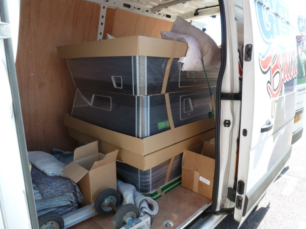 supreme 3 on van room for one more