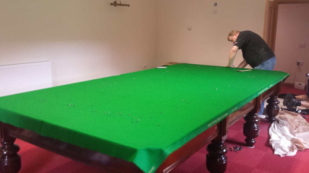 what do you use to mark a pool table 2