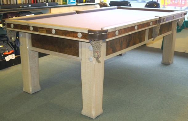 8ft table 4 legs square