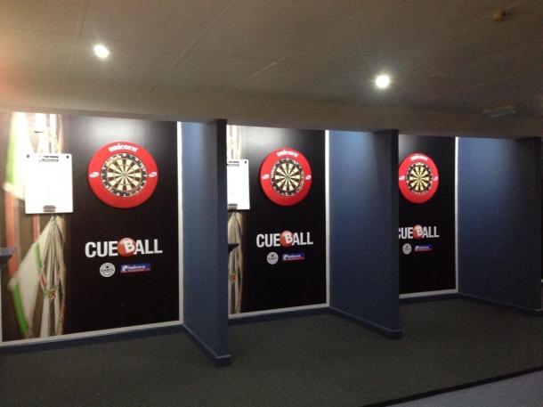 cueball darts area