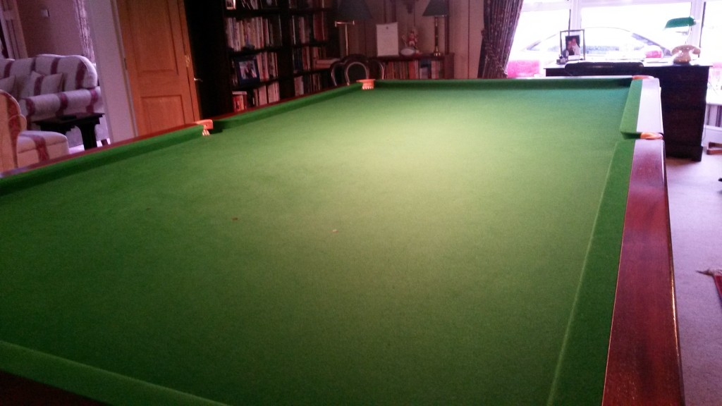 10ft karnehm and hillman snooker table now sold gcl for 10 ft pool table for sale