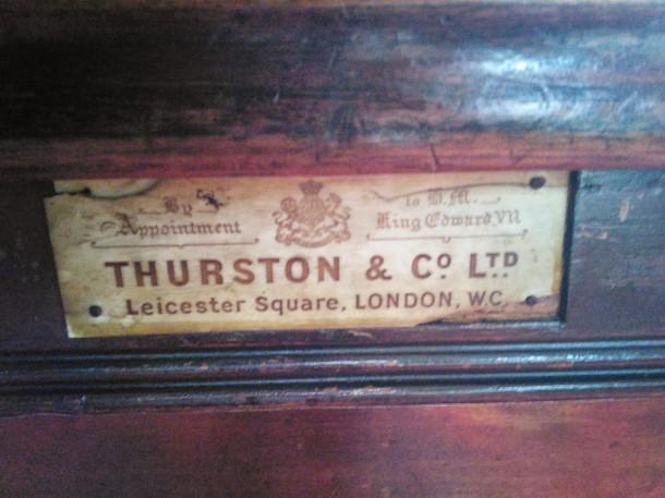 Thurston BOT badge