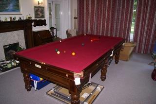 anna b & watts full table 9ft