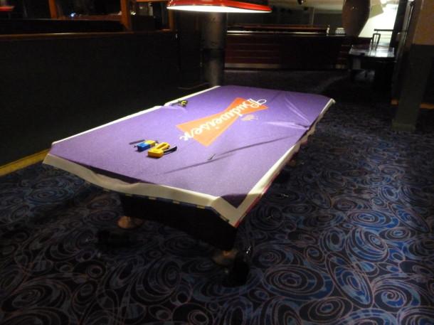 Butlins bed going on Purple art Bud