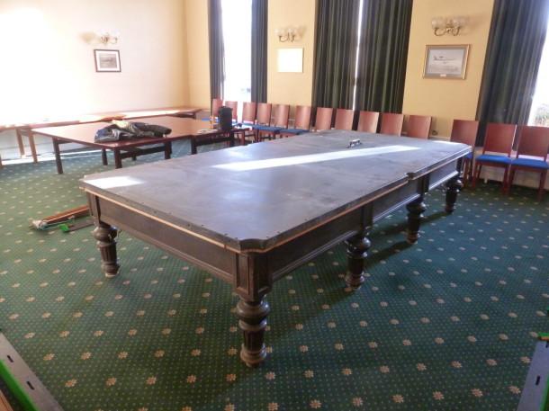 RAF linc table new room level