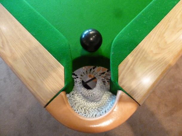matlock cabing pocket opening black ball