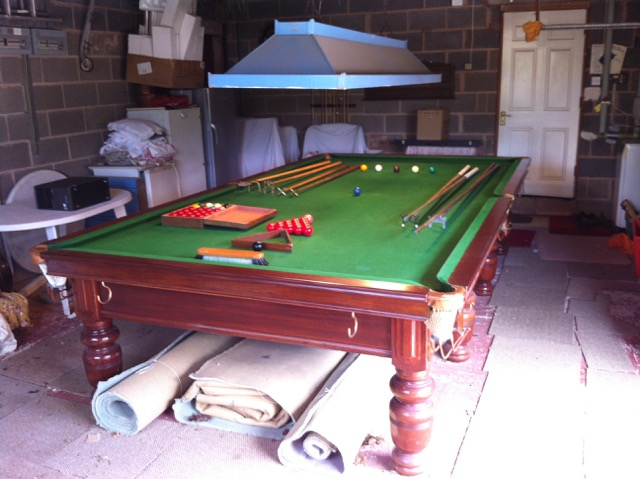 Mr Cooper Riley Snooker Table For Sale Near Derby Offers Please - Mr billiards pool table