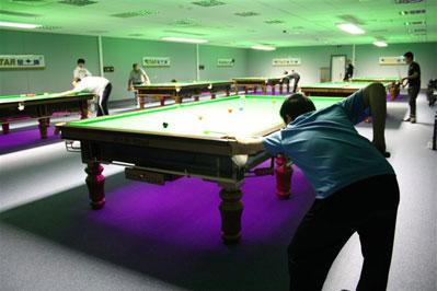 Star snooker academy sheffield