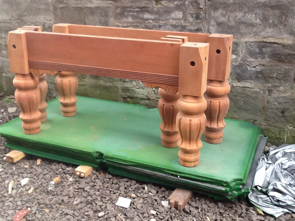 For sale karnehm and hillamn 10ft snooker table fully for 10 foot snooker table for sale